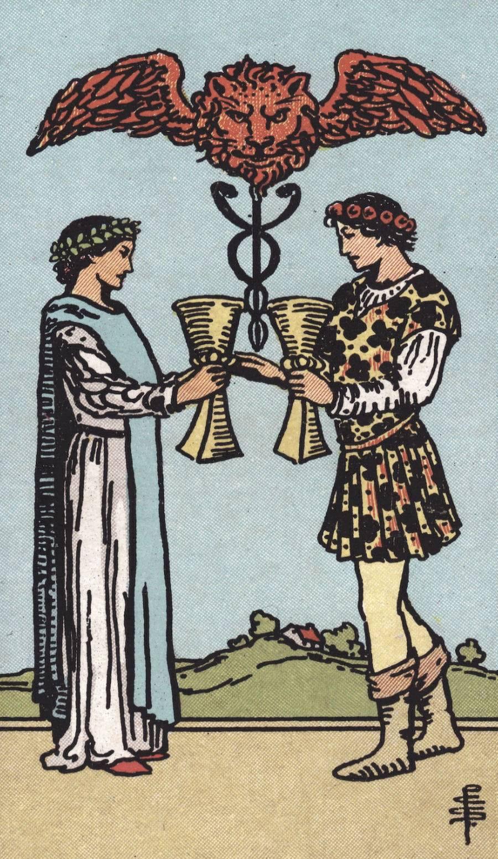 8 (восьмёрка) мечей таро: значение в отношениях, любви, работе