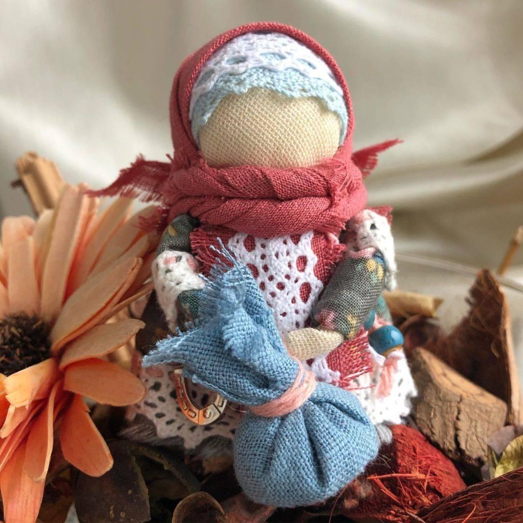 Кукла-оберег подорожница: значение