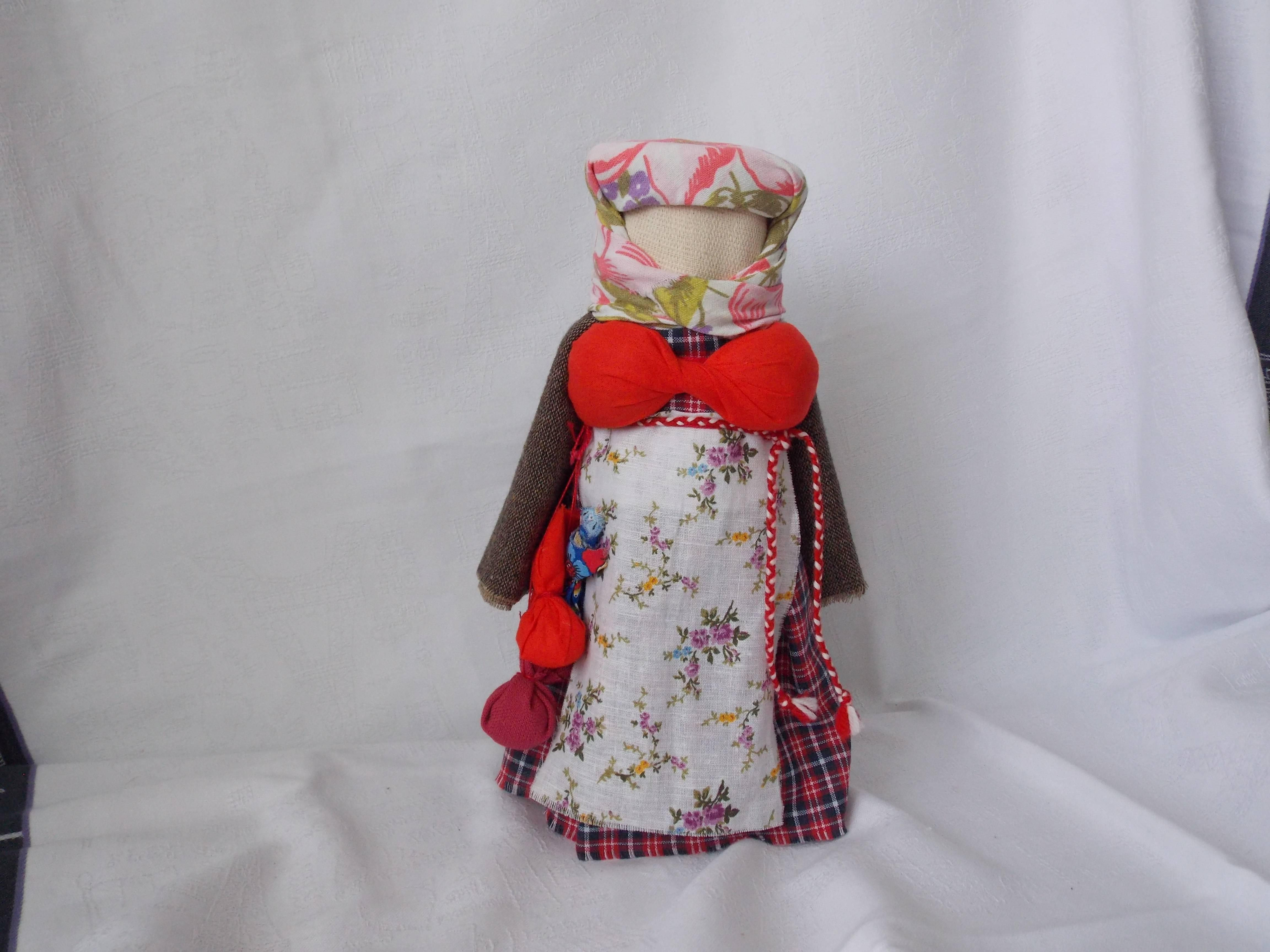 Кукла колокольчик: делаем своими руками