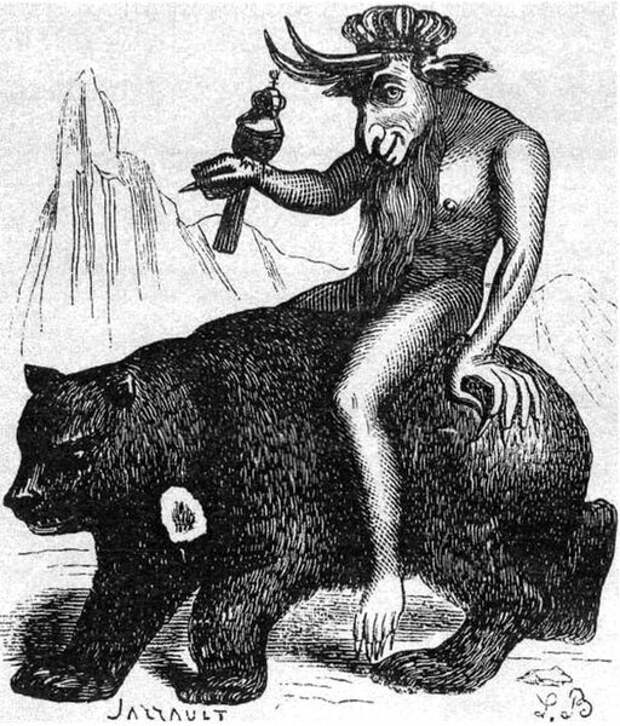Признаки одержимости человека бесами и демонами