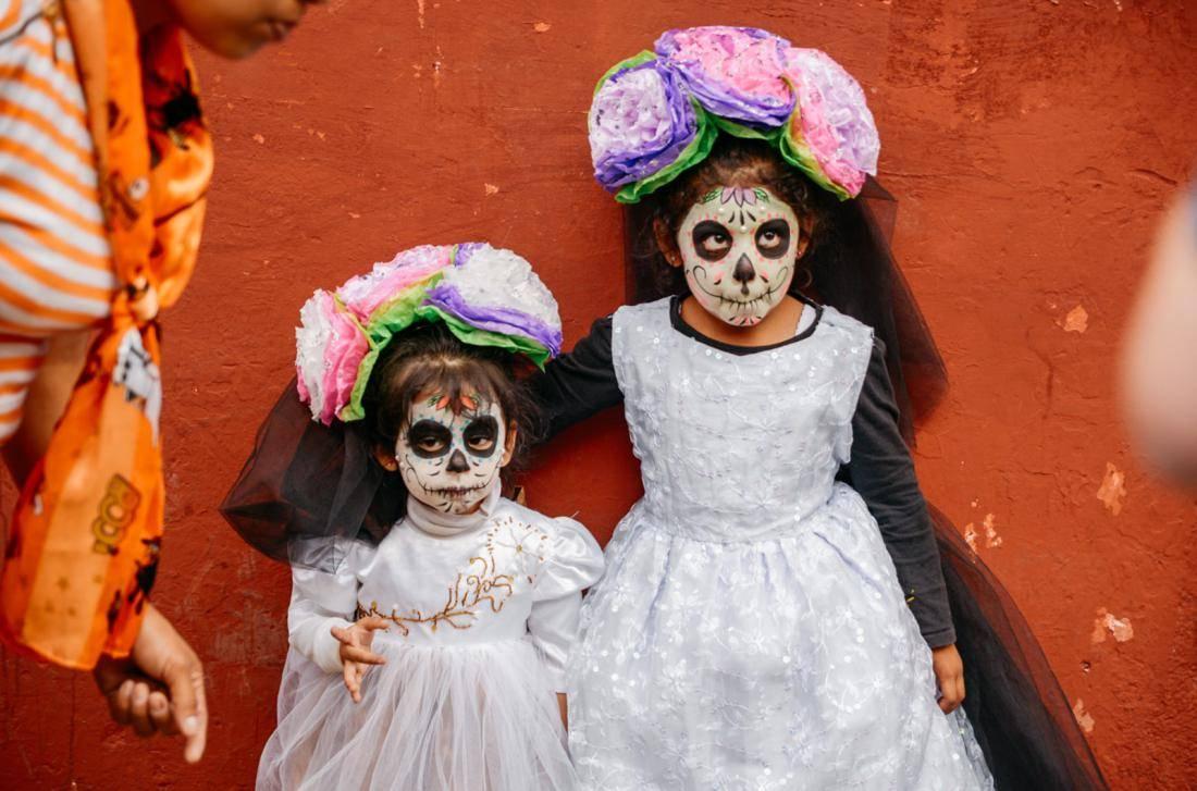 """Серпантин идей - сценарий хэллоуин для молодежи """"кошмарной ночи!"""" // сценарий молодежной вечеринки хэллоуин с новыми конкурсами и играми"""