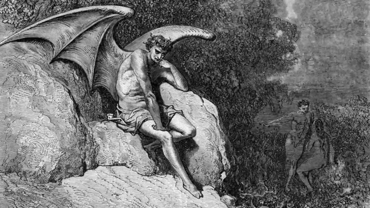Иерархия демонов ада
