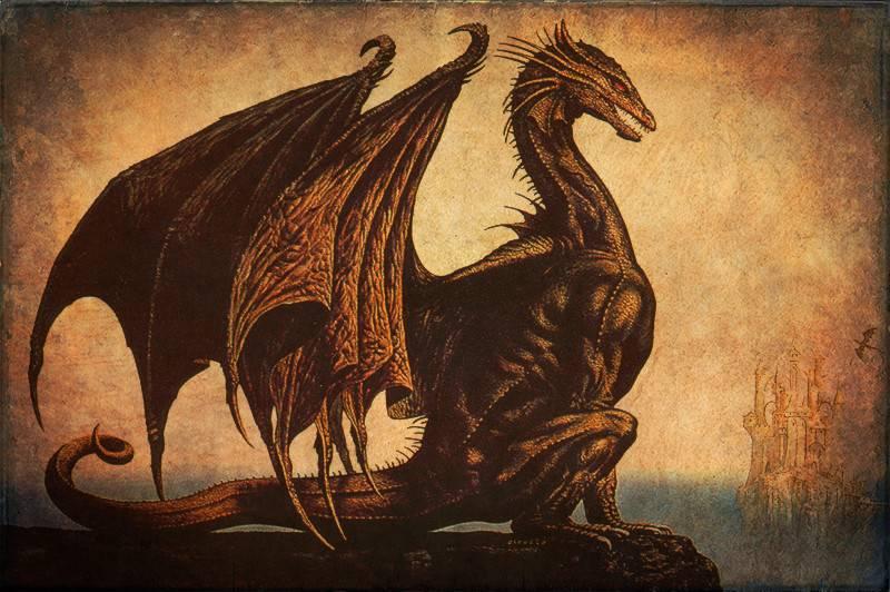 Чудо юдо, змей горыныч, огняник, полоз и другие русские драконы | магия любви