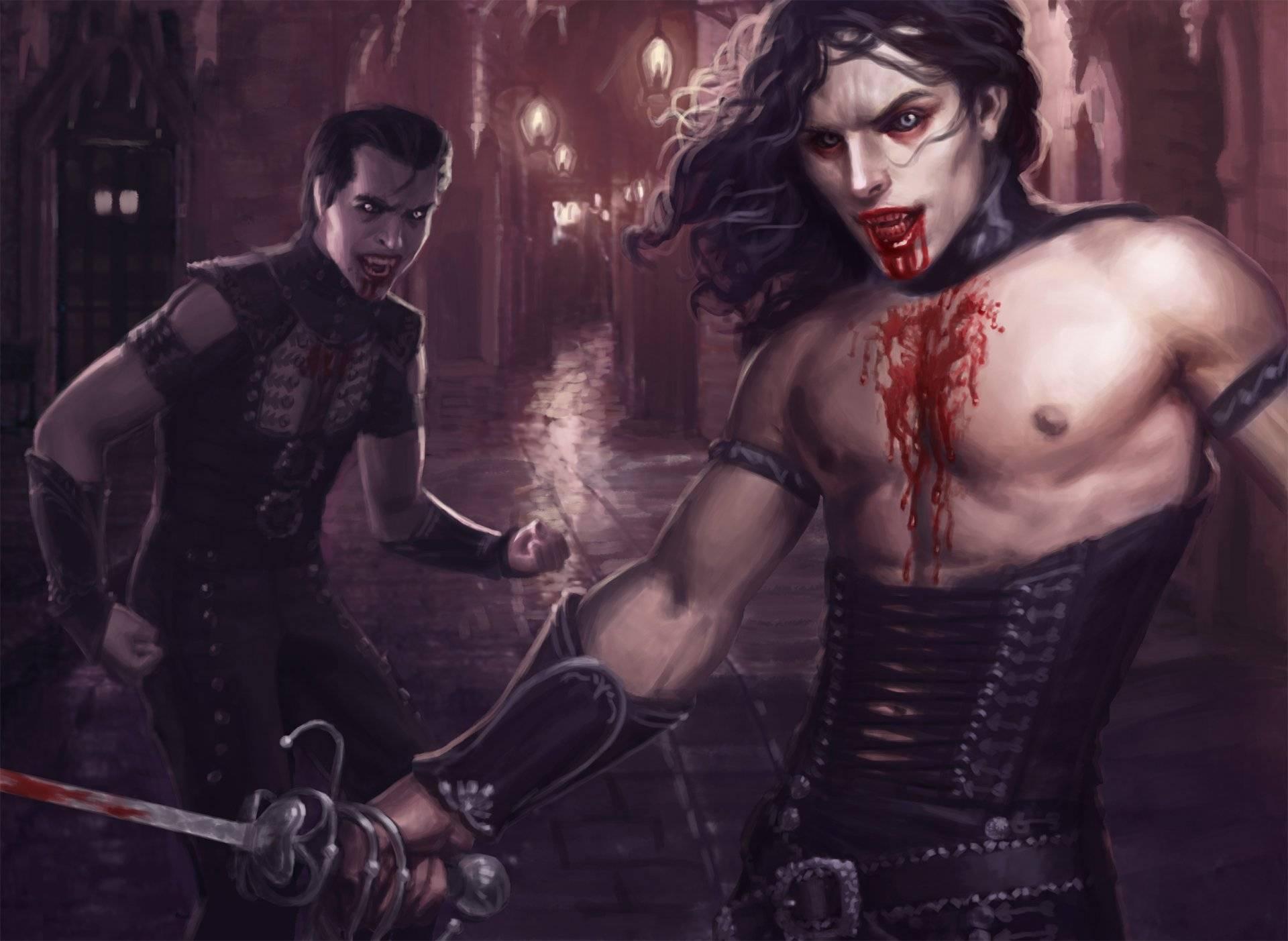 Сила и способности вампиров