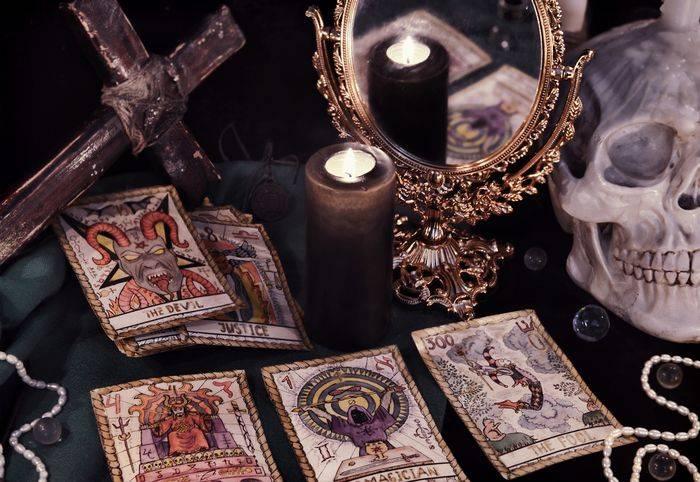 Ритуал на таро на любовь