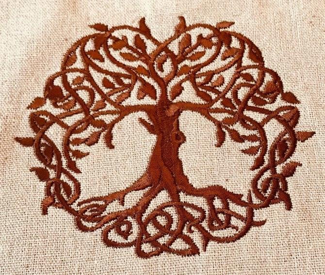 Значение древнего символа «дерево жизни». кому подойдет оберег.