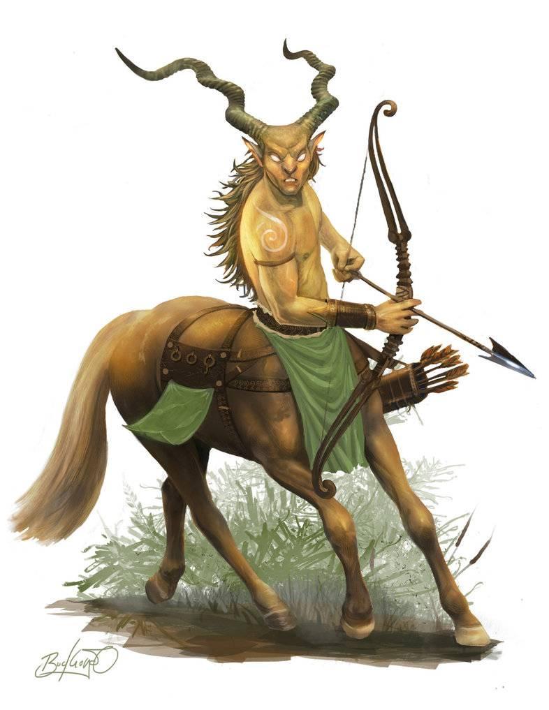 Существо с головой человека и телом коня. кентавры — полулюди-полукони из легенд древней греции