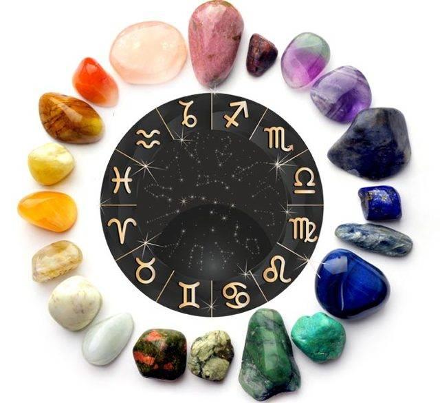 Камни-талисманы по дате рождения, а также по знаку зодиака