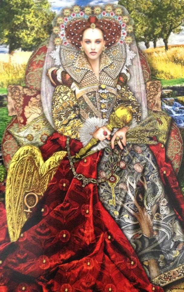 Значение карты таро — император