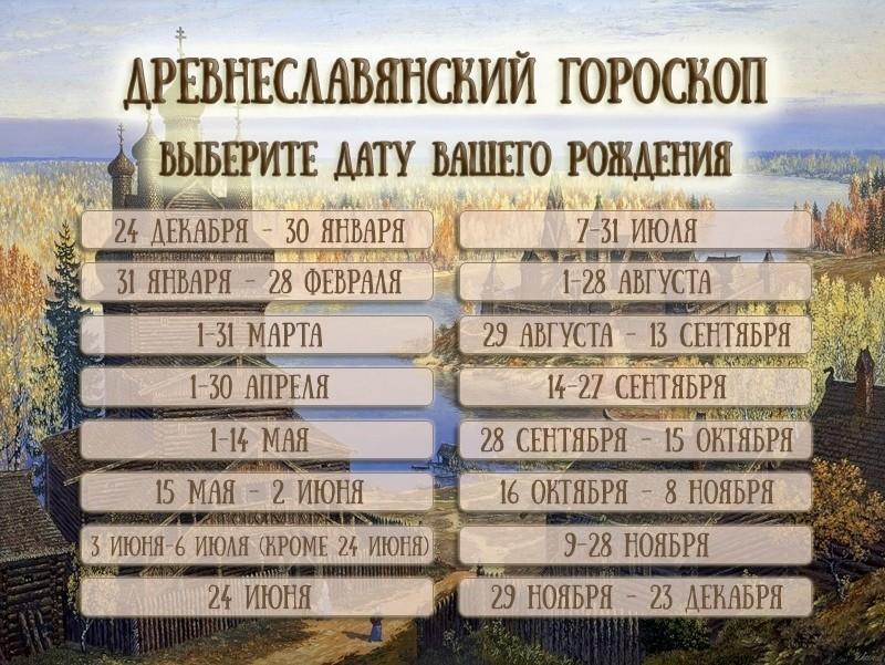 Тотемный славянский гороскоп по годам: узнай свое тотемное животное!