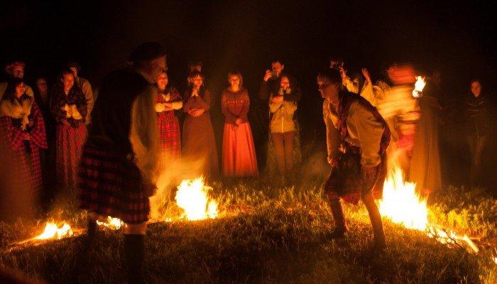Самайн — кельтский праздник последнего дня сбора урожая