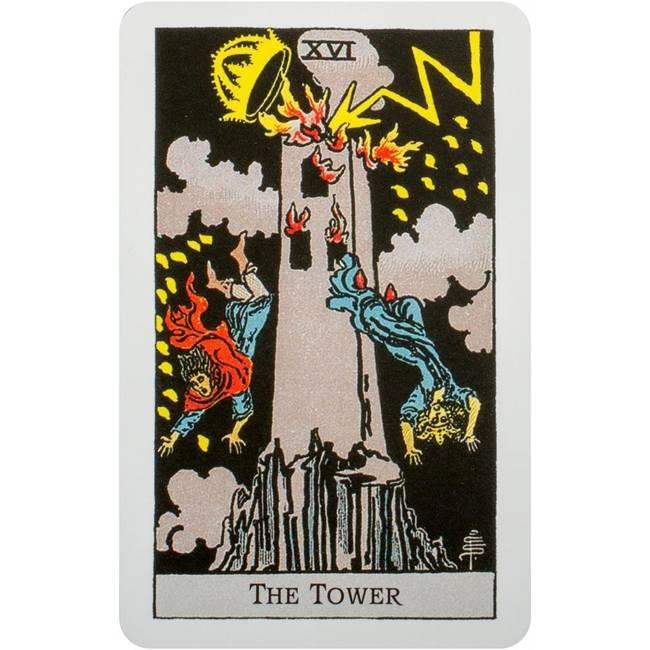Башня таро: значение в отношениях, работе, любви, здоровье, сочетание