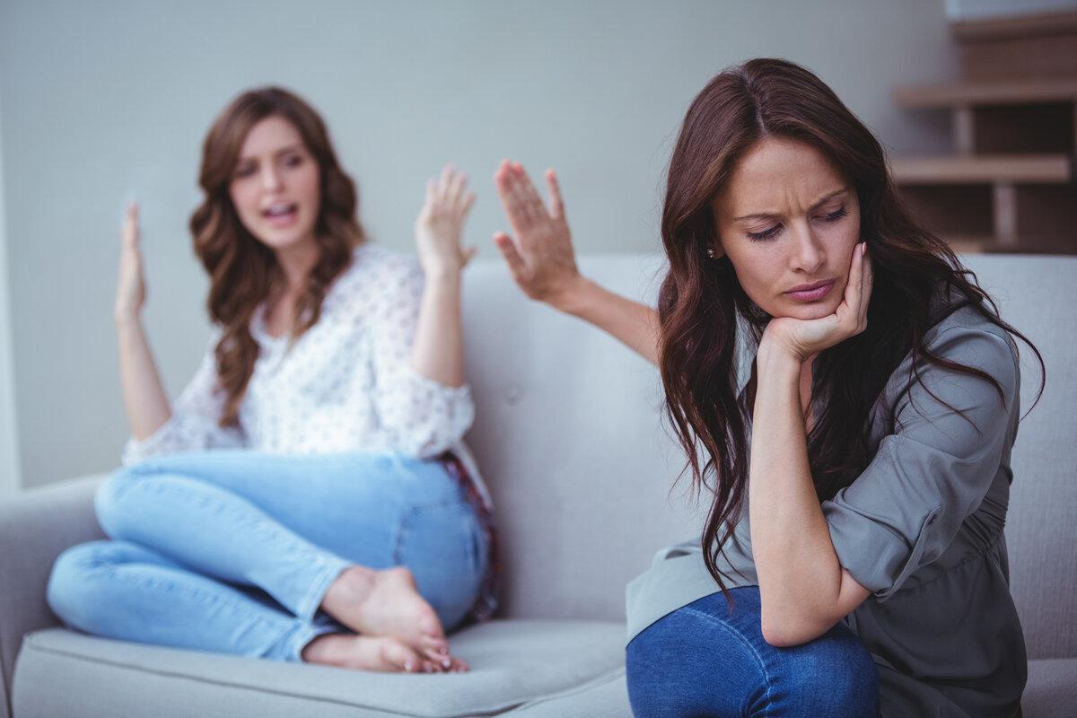 Сильная рассорка на друзей или как рассорить друзей