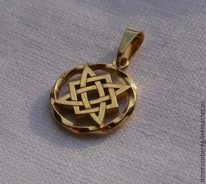 Значение славянского символа звезда руси