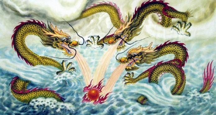 Китайская мифология, мифология древнего китая и мифические существа, кратко