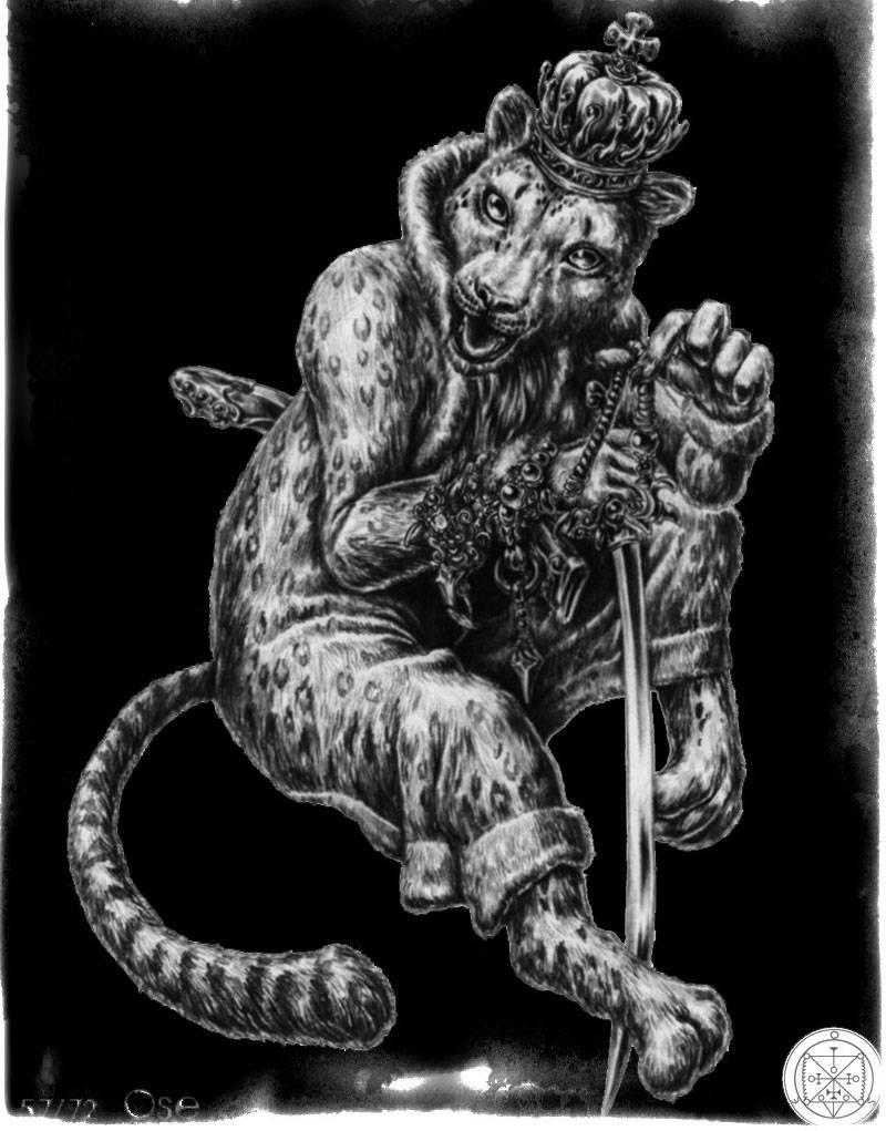 Демоны гоэтии (ars goetia): 72 демона | potu-storony.ru
