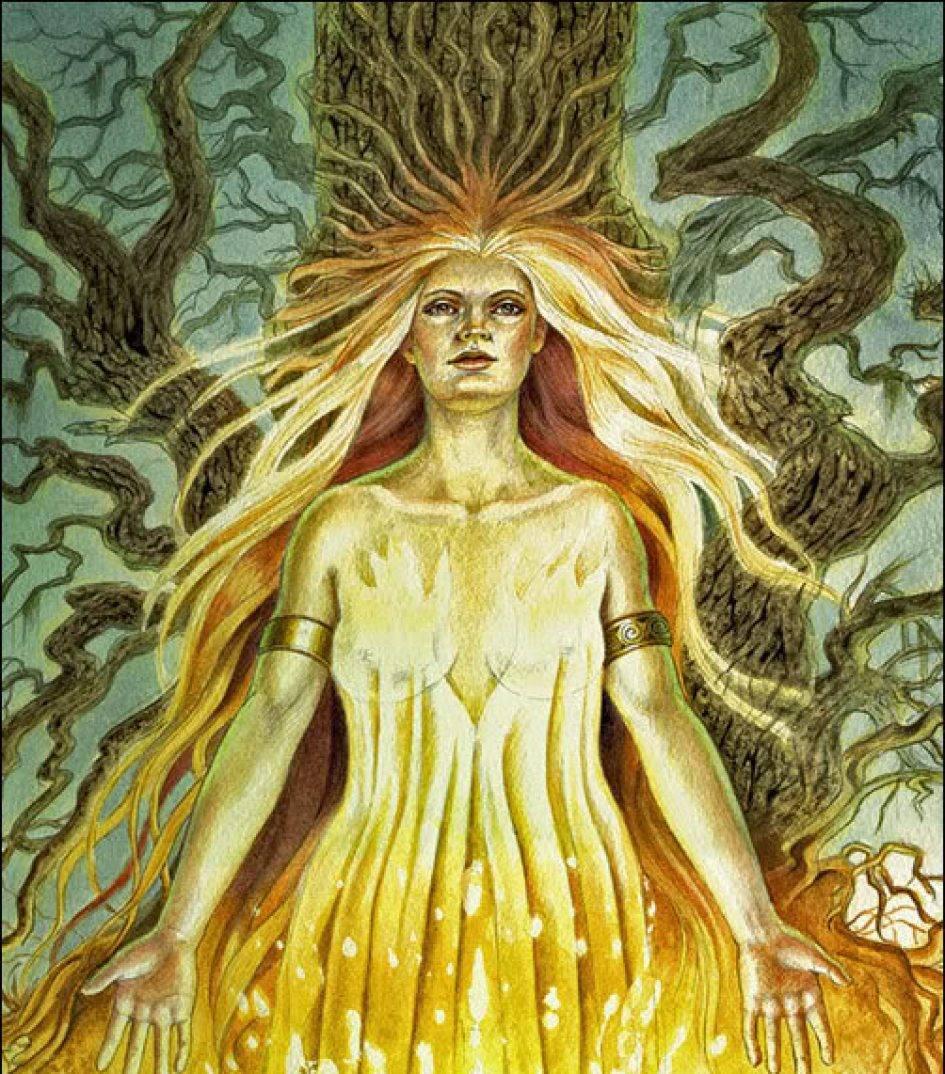 Мифология ирландских кельтов. мужские боги