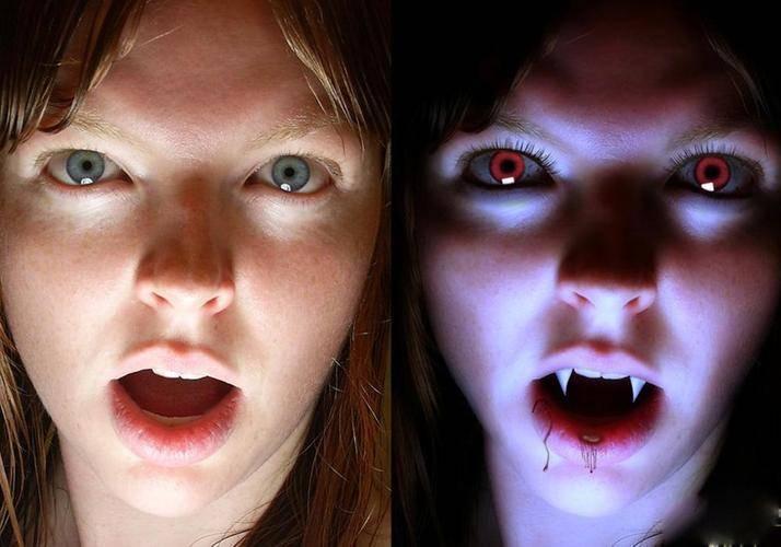Как стать вампиром в реальной жизни по-настоящему
