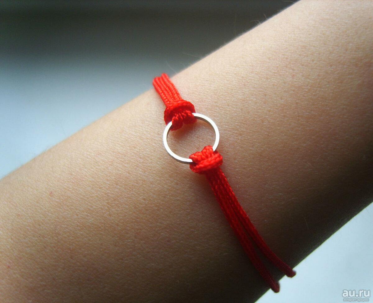 Что значит красная нить на запястьях, как ее завязать и может ли браслет навредить