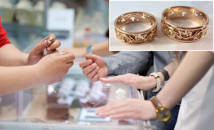 Можно ли мерить обручальные кольца до свадьбы — полезные материалы на корпоративном сайте «русские самоцветы»