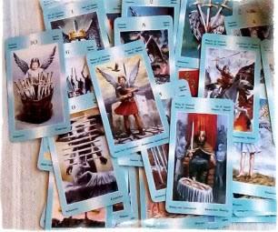Таро ангелов - галерея, значение карт и особенности раскладов