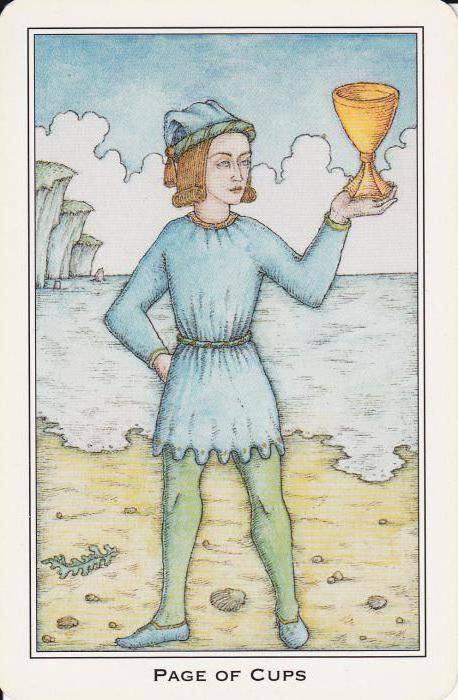 Младшие арканы таро: значение масти кубки (чаши), описание и сочетание