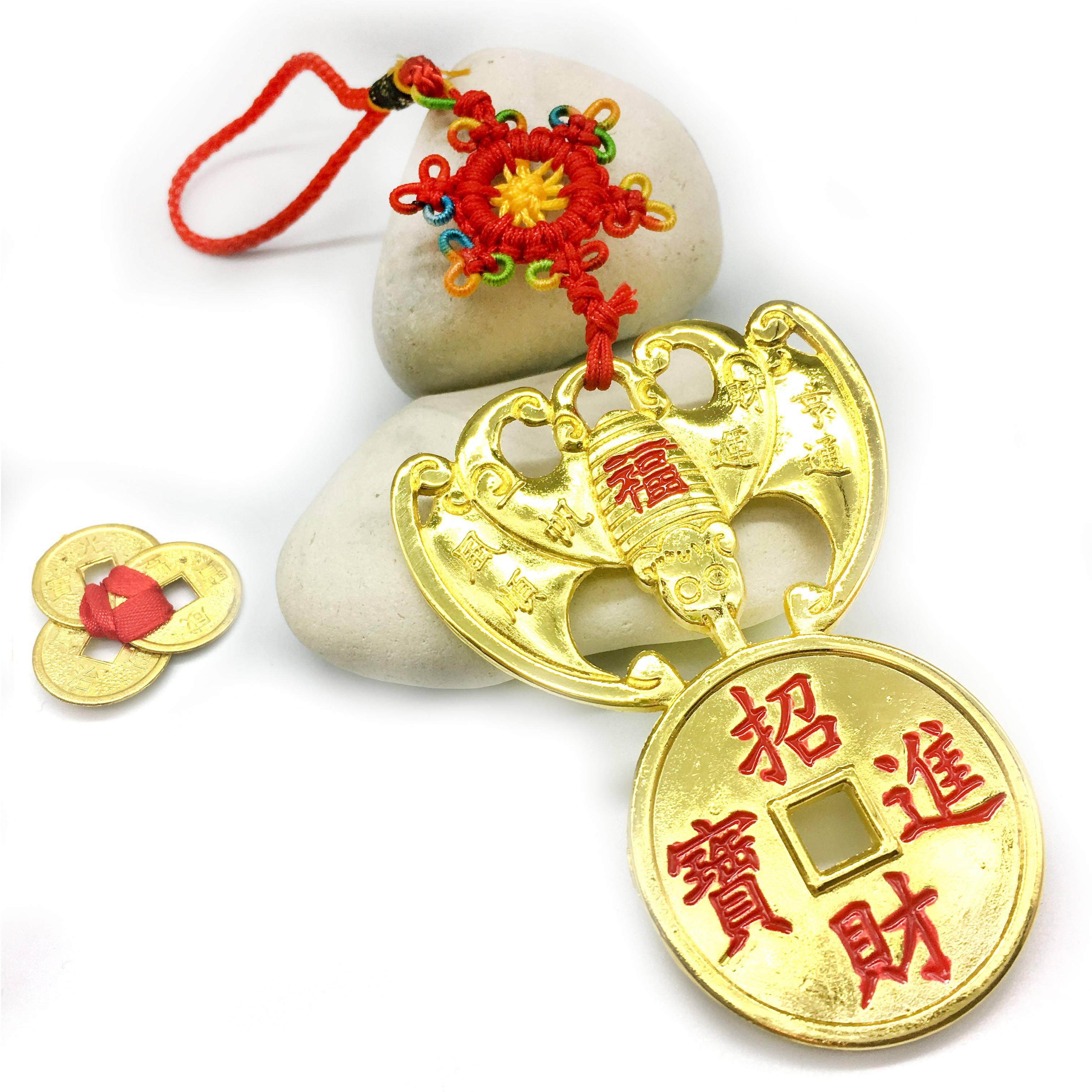 Фэн шуй талисманы, символы, амулеты для привлечения удачи и денег