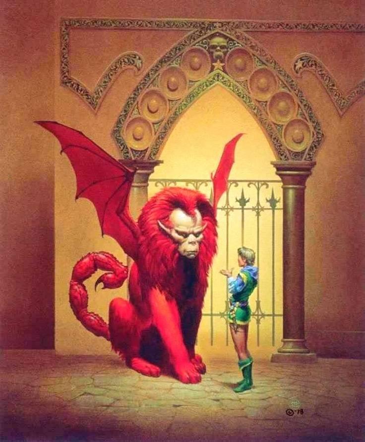 Мантикора — легендарное и непобедимое чудовище-людоед. мантикора — существо из мифов и легенд мантикора мифология