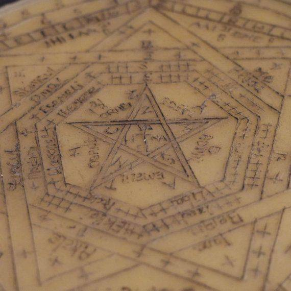 Енохианская магия (ангельская магия)