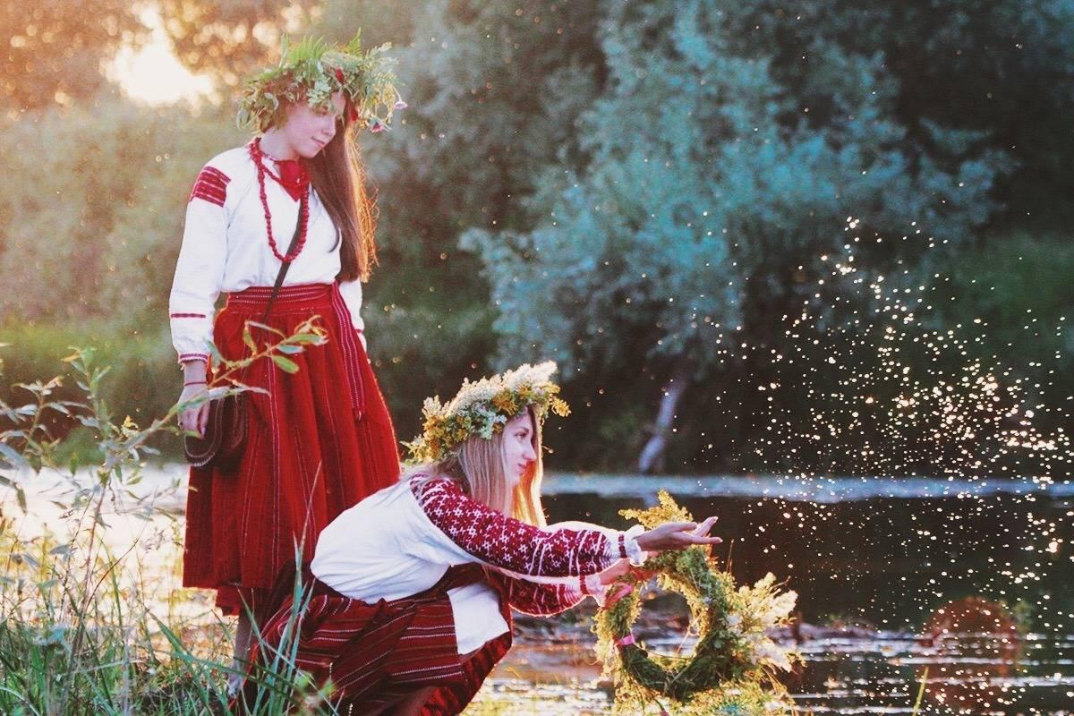 Гадания, обряды и ритуалы на ивана купала в домашних условиях