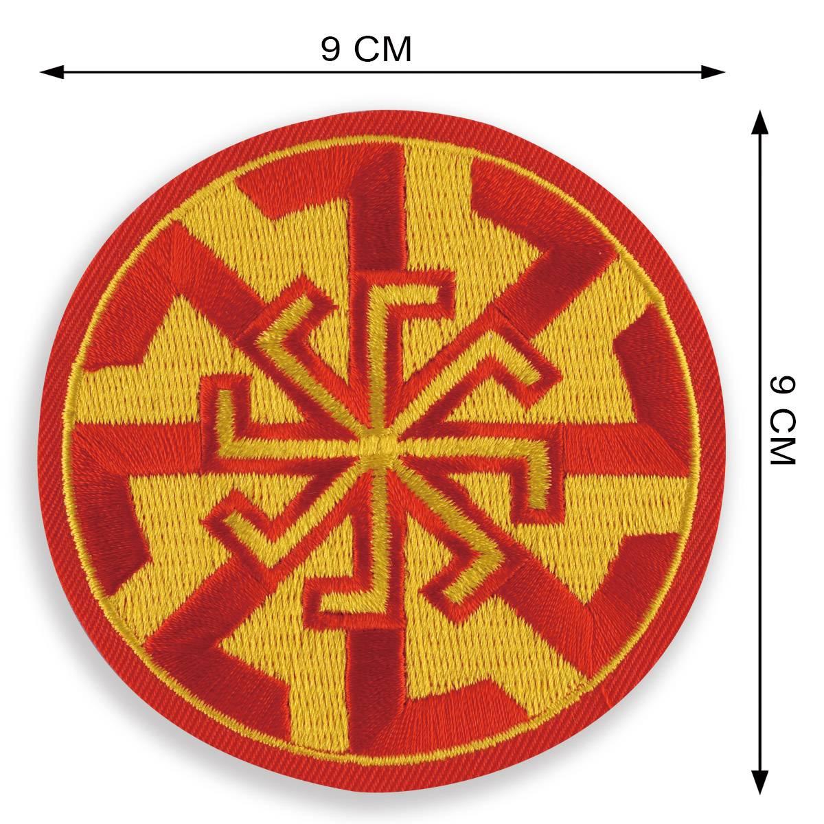 Cлавянская символика - коловрат