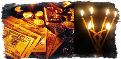 Обряды черной магии на деньги самостоятельно в домашних условиях