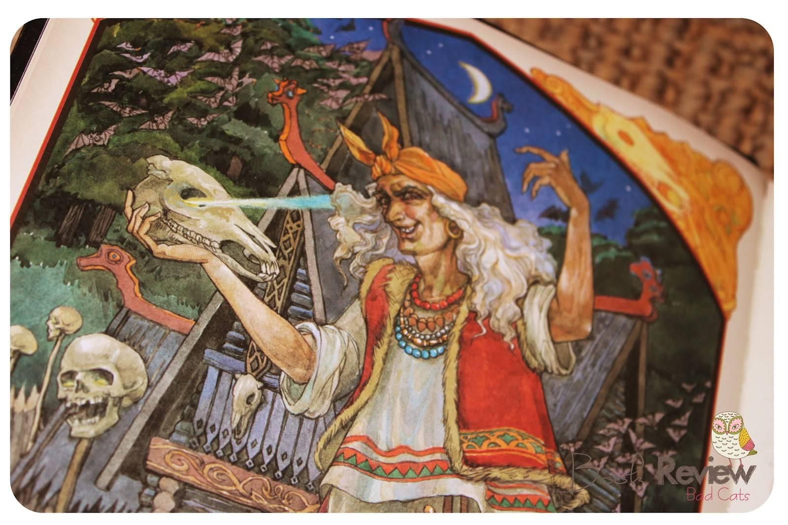 Баба яга в мифологии — от славянской богини к злой старушке