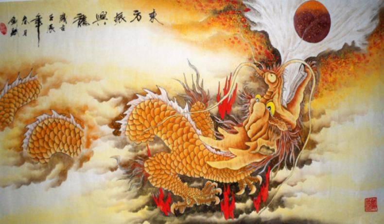 Татуировка дракон: значение, описание, фото, смысл