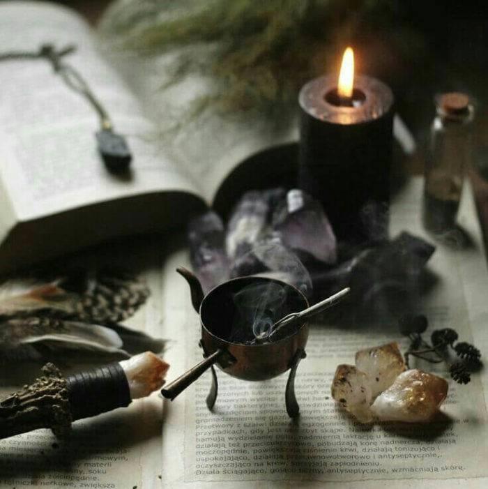 Что такое остуда в магии
