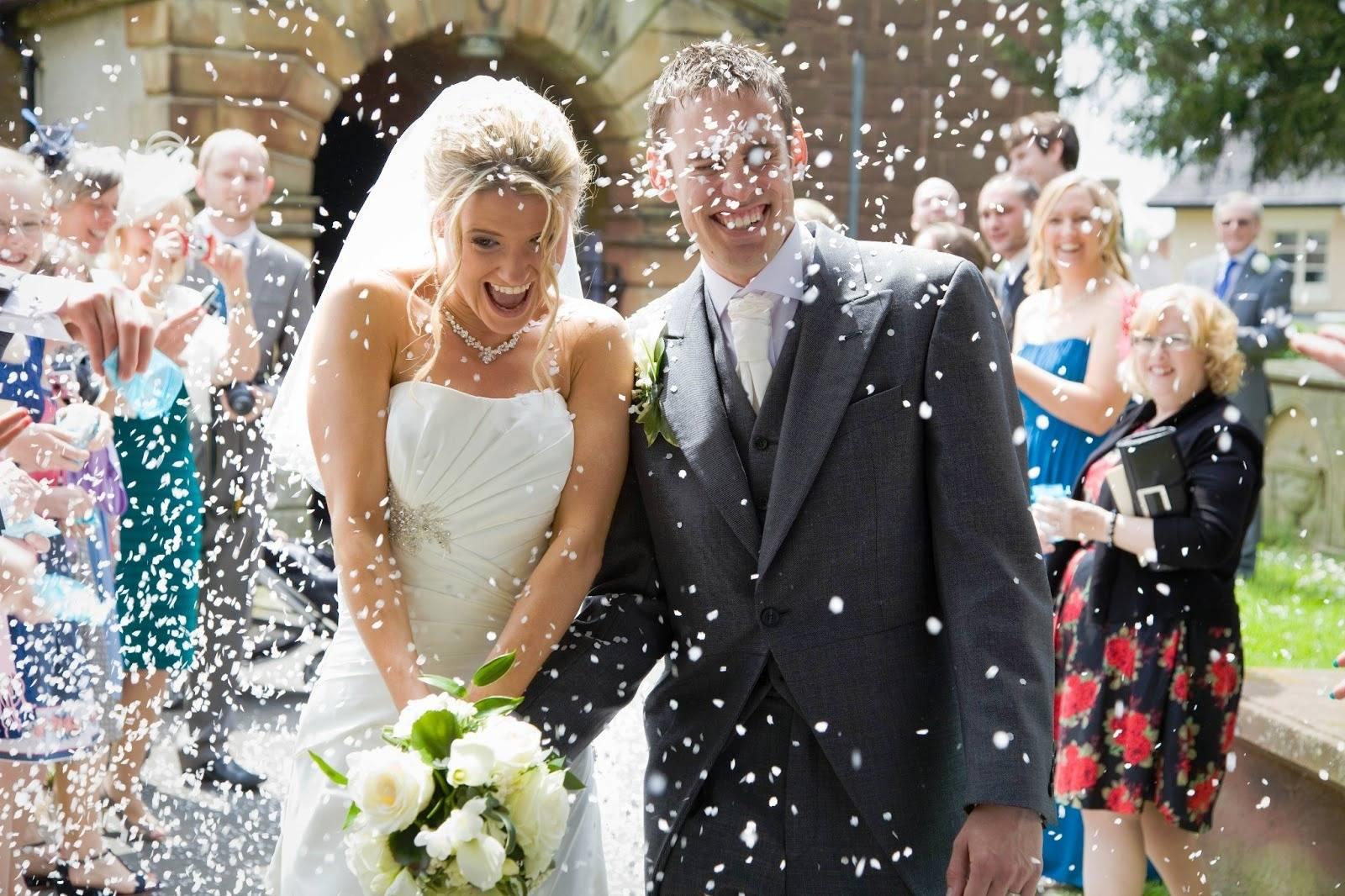 Свадебные приметы и обычаи, о которых следует помнить