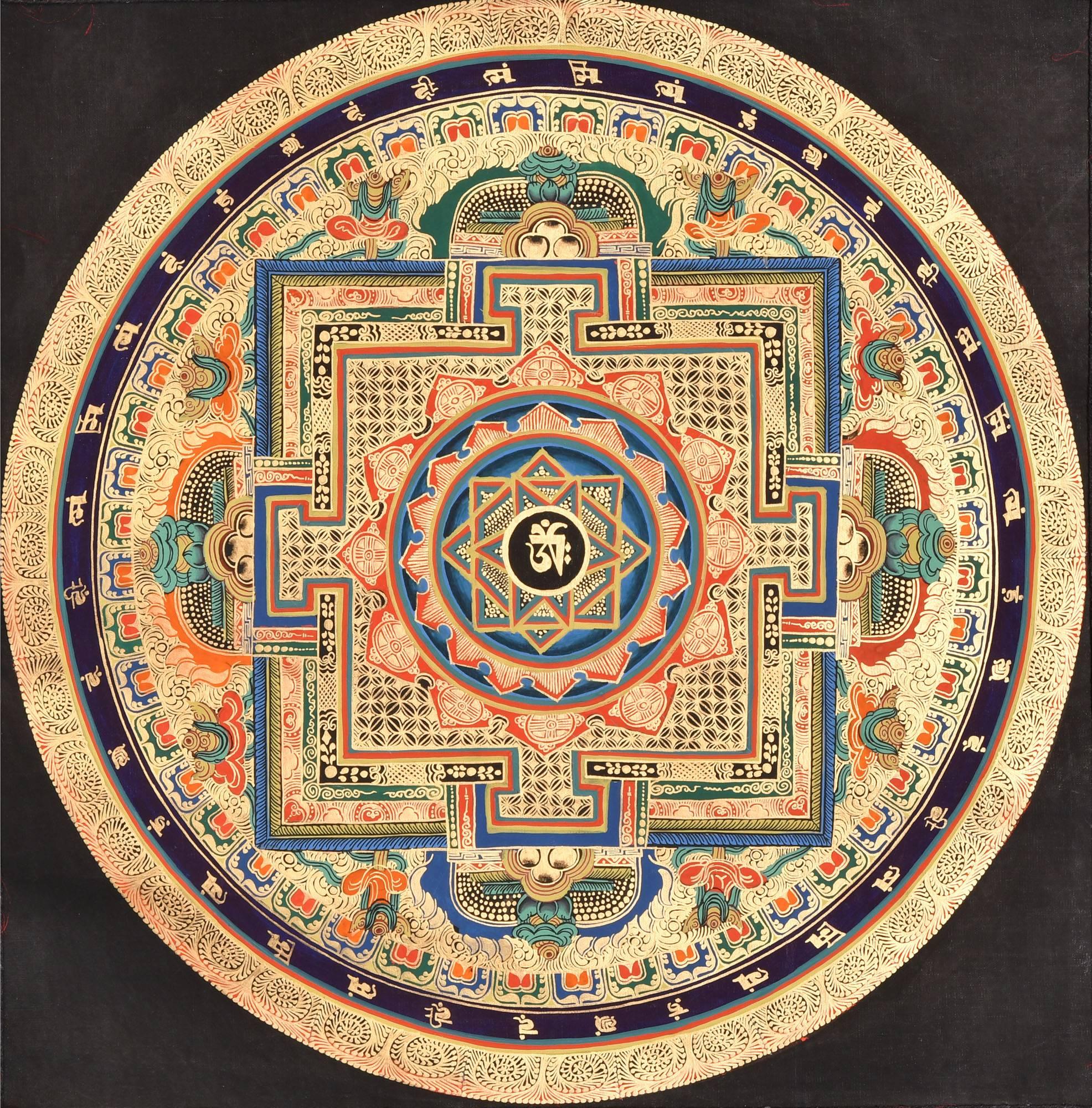 Мантра красоты и молодости: очень мощная тибетская практика омоложения для тела и лица