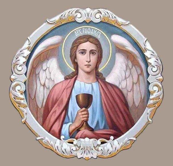 Архангел рафаил: в чем помогает святой покровитель, икона и тексты молитв