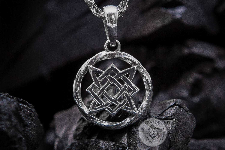 Оберег звезда руси — вся мудрость предков в одном символе