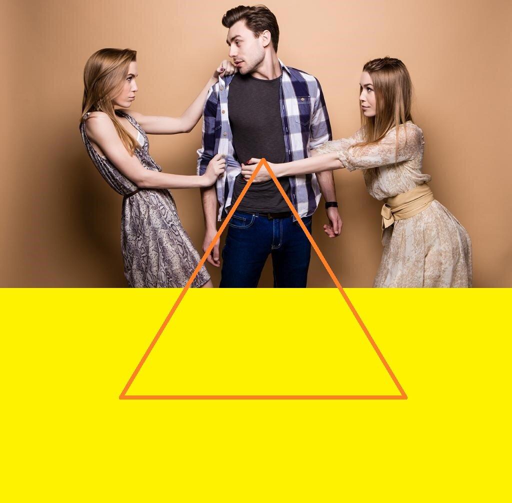 Таро гадание любовный треугольник, с кем останется партнёр