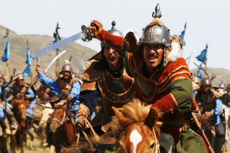 Кириллица  | смерть чингисхана: что стало с величайшим завоевателем в истории