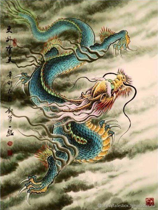 Что привлечет в вашу жизнь дракон в искусстве фэн шуй