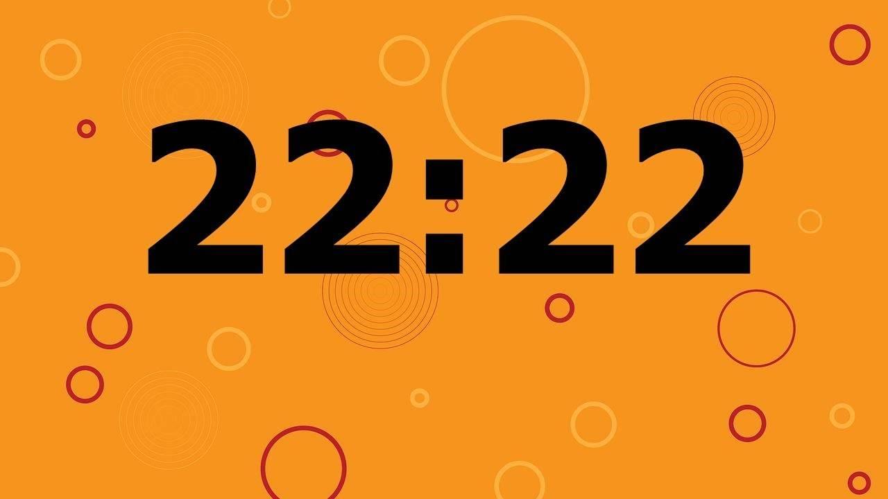 Время 03 30 на часах — значение