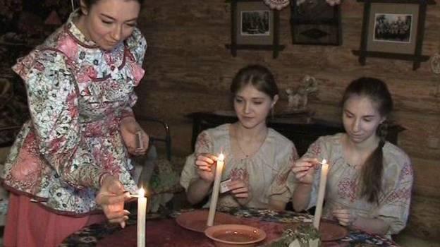 Обряды и гадания на рождество и крещение — шкатулка эзотерики