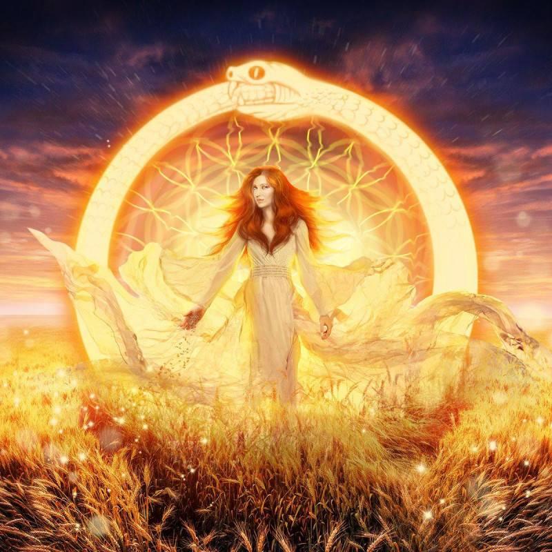 День ламмас (лугнасад) — мистический праздник межсезонья, точка поворота