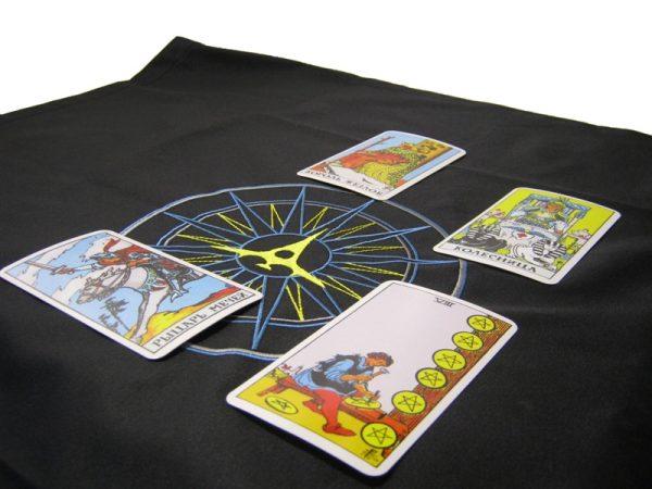 Таро и ритуал: магические ритуалы с картами таро