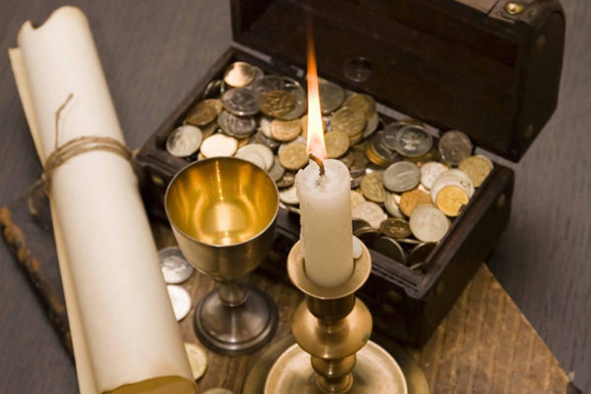 Черный ритуал на деньги, обряды на богатство, черная магия, руны, результат