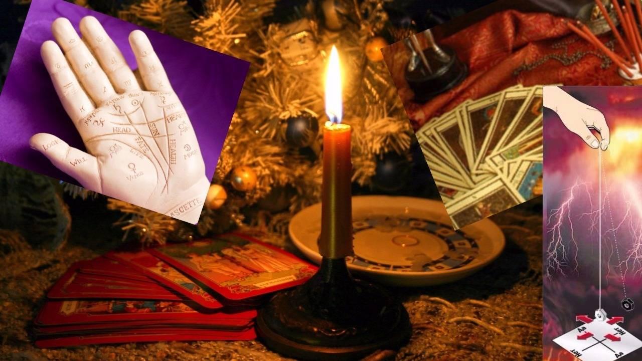 Деревенская магия — старинные традиции русских ведьм