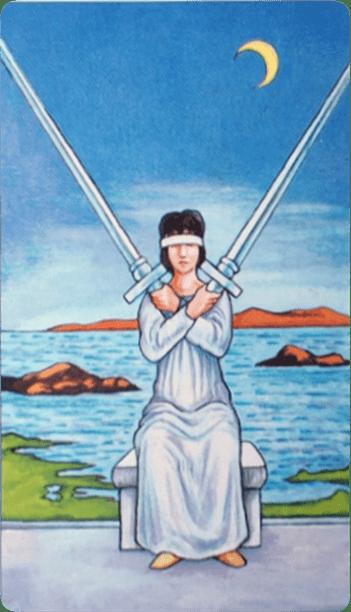 10 мечей - значение карты таро