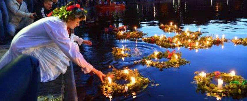 Магические заговоры и обряды на ивана купала